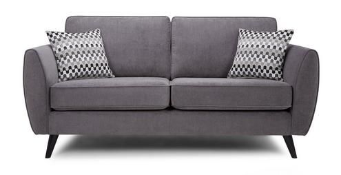 Aurora 3 Seater Sofa Plaza   DFS