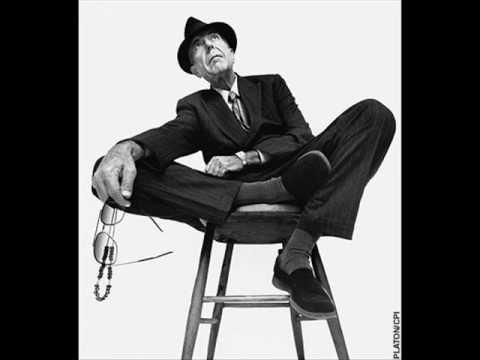 Leonard Cohen - Hallelujah (original studio version)+Lyrics