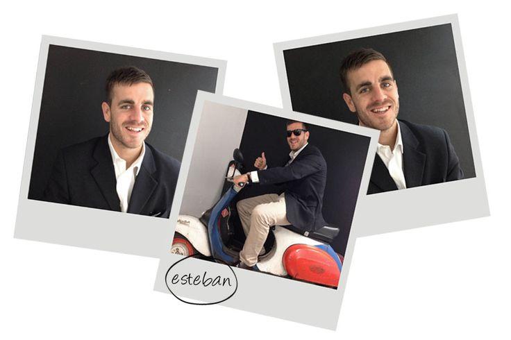 ¡Bienvenido Esteban! En #GMK estamos en constante renovación ofreciendo a los clientes que confían en nuestra agencia de marketing online en Barcelona el mejor de los servicios. Para hacer frente a la demanda de proyectos que gestionamos es necesario ampliar nuestra familia y por eso nuestro post. Queremos presentaros a nuestro nuevo ejecutivo de cuentas, Esteban Ferrán, que se incorpora al equipo de GMK.