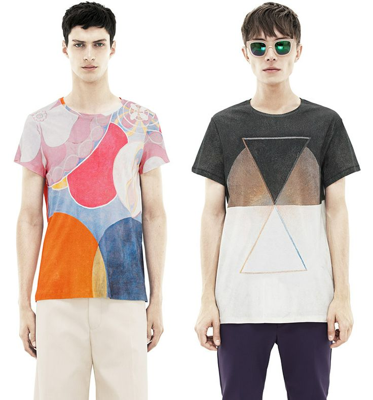 Acne Studios - Hilma af Klint Men Shop Ready to Wear, Accessories, Shoes and Denim for Men and Women