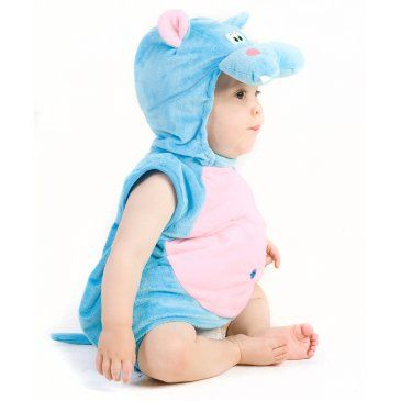 I need to find a small child to wear this hippo costume.