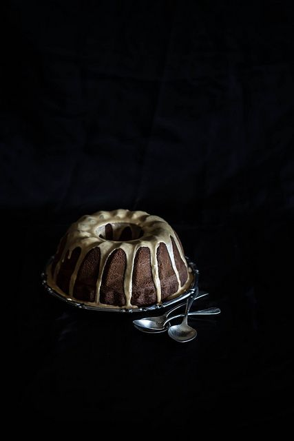 Ginger BundtCake with Coffee Glaze | Flickr - Fotosharing!