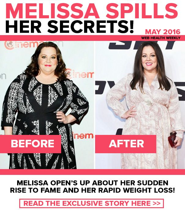 melissa chartier weight loss