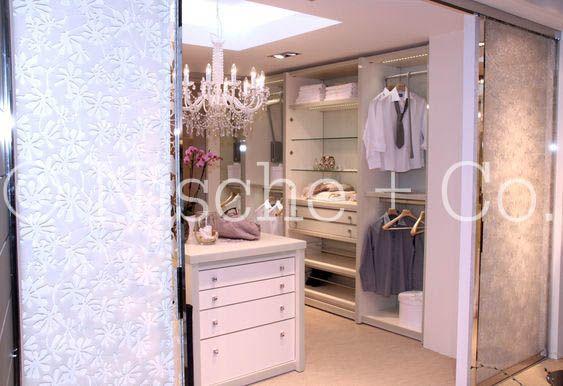 Raumteiler Fur Die Ankleide So Wird Der Begehbare Kleiderschrank