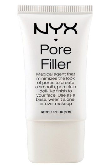 "I absolutely love this stuff! It fills in all of my pores and leaves me with a ""clean canvas"" to do the full face of makeup!"
