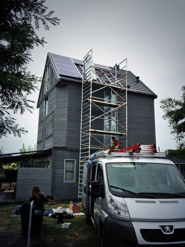 REC zonnepanelen Deventer