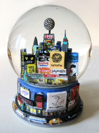 I Always Wanted A Snowglobe Since I Was Little, And I still want one. I think there so cool. I dont know lol.But yeah.