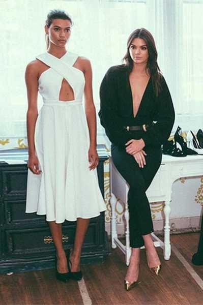 Кендалл и Кайли готовятся к презентации первой коллекции собственного бренда | Портал SityStyle