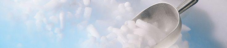 Approvisionnement en glace sèche : En grains, en paquets, en blocs, en tranches et en pépites | Praxair Canada inc.