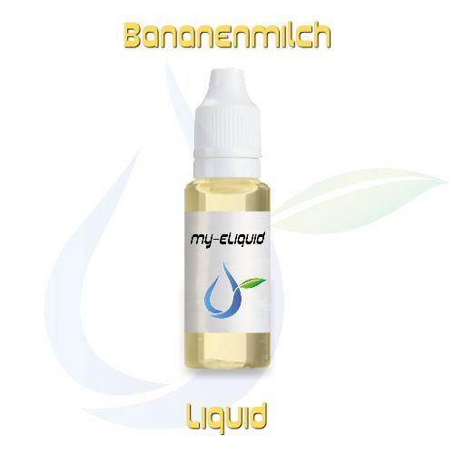Bananenmilch Liquid | My-eLiquid E-Zigaretten Shop | München Sendling