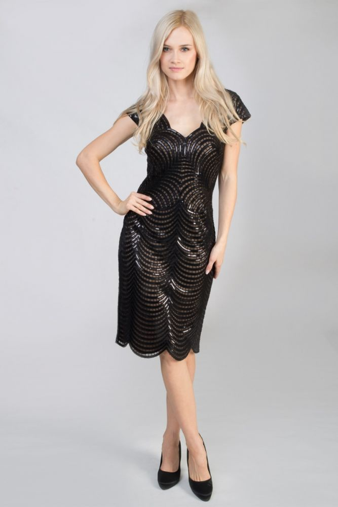 AIF1521M sukienka wieczorowa