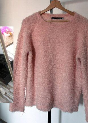 Kup mój przedmiot na #vintedpl http://www.vinted.pl/damska-odziez/bluzy-i-swetry-inne/16919227-sweterek-wlochaty