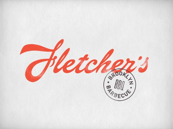 Fletcher's by Oat , via Behance