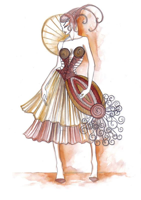 52 Best Fashion Design Drawings Images On Pinterest Fashion Drawings Fashion Illustrations