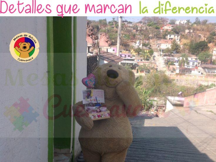 Dosis de Felicidad con Detalles que marcan la diferencia. Info 7775180502  #DosisdeFelicidad  VISITA nuestra página   https://www.facebook.com/MesasdeDulcesCuernavaca