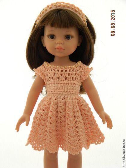 Одежда для кукол ручной работы. Платьице на куколку Паола Рейна. Selena. Интернет-магазин Ярмарка Мастеров. Кукла паола рейна