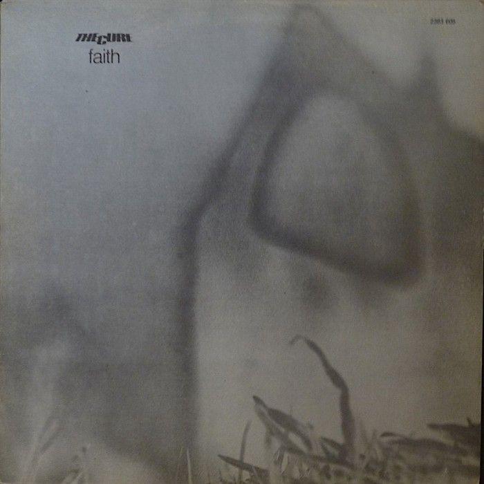 The Cure : Photo pochette du disque Faith