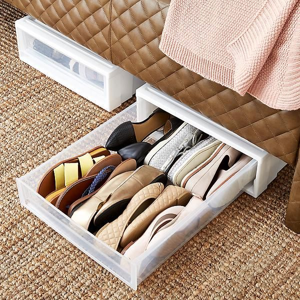Under Bed Drawer Storage Drawers