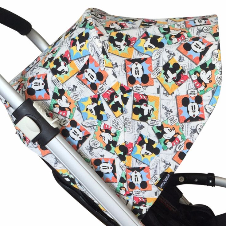 Mickey Mouse Hood for Bugaboo Bee Plus/ Bee3