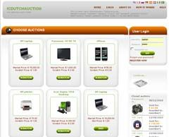 Dutch Auction Software , Dutch auction Script, Scratch auction software