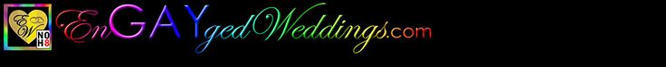 EnGAYged Weddings    A Place For Same-Sex Partners to Plan Their Dream Wedding. LGBT Wedding Planning. LGBT Friendly Vendors.