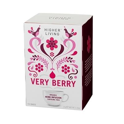 Higher Living - Very Berry