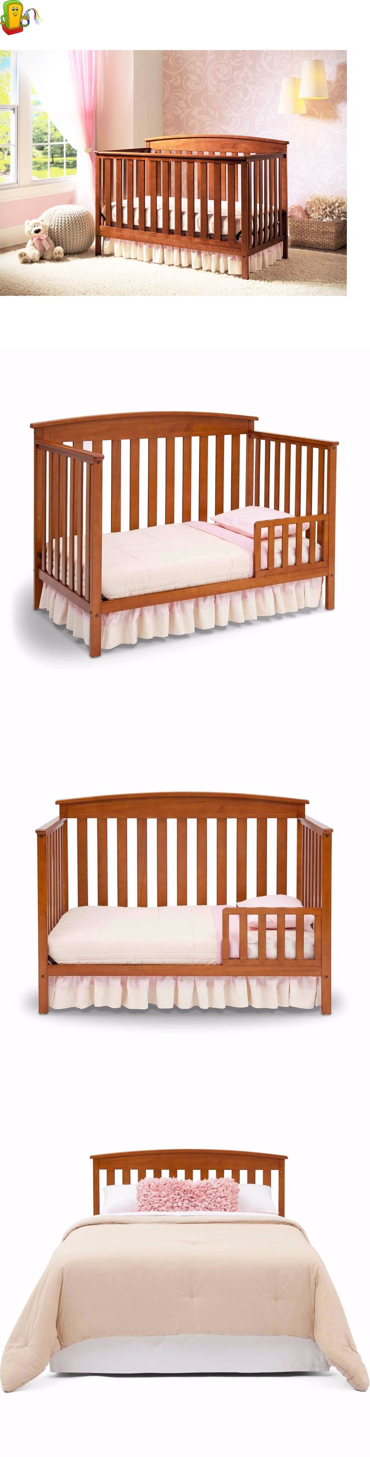 Baby crib youth bed - Baby Nursery Convertible Baby Crib Cot Infant Nursery Newborn Bed Mattress Toddler Daybed