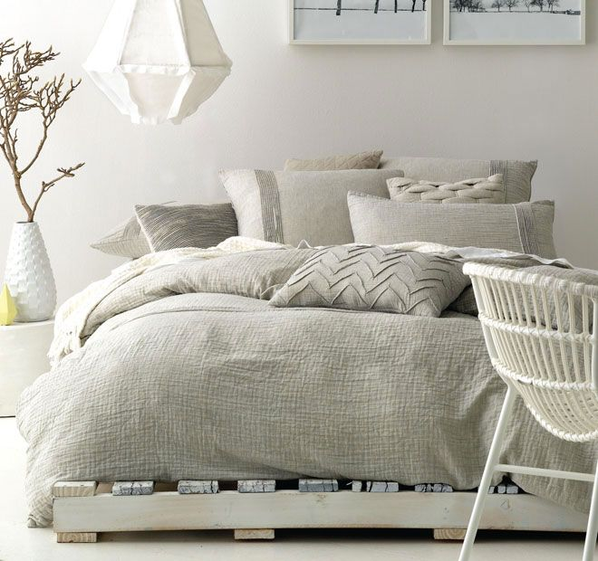 16 best House + Home images on Pinterest | Bedding, Linens and ...