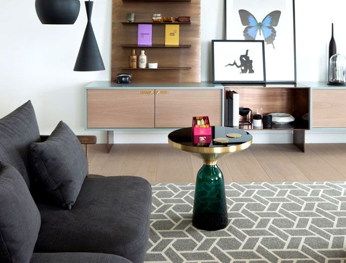 Luxury Penthouse Designed by Amos and Amos
