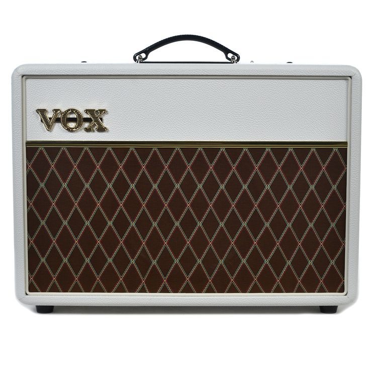 Vox AC10 Limited Edition White Bronco 1x10 Combo w/Celestion Creamback