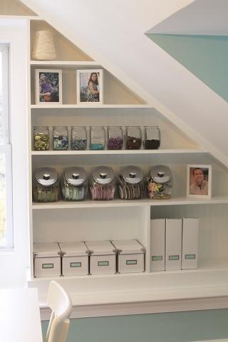 Craft Room, Office