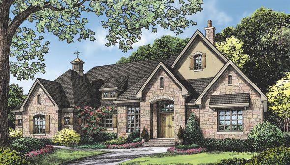 House Plans with Photos: The Fincannon Plan 1234 http://houseplansblog.dongardner.com/  Love love love....