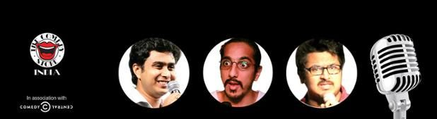 This weekend #ComedyStore is hosting The Best In Stand-Up Comedy: Dhruv Deshpande, Anirban Dasgupta, Kamal Singh. Click on the image to book tix.