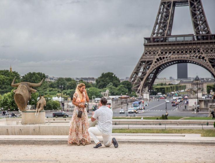 Pont d'Iena Archives - Proposal in Paris - Quality Photographer