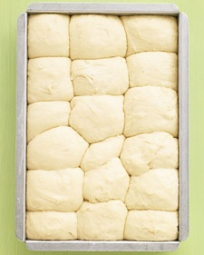 Even beginner-level bakers will have no trouble making these fluffy rolls