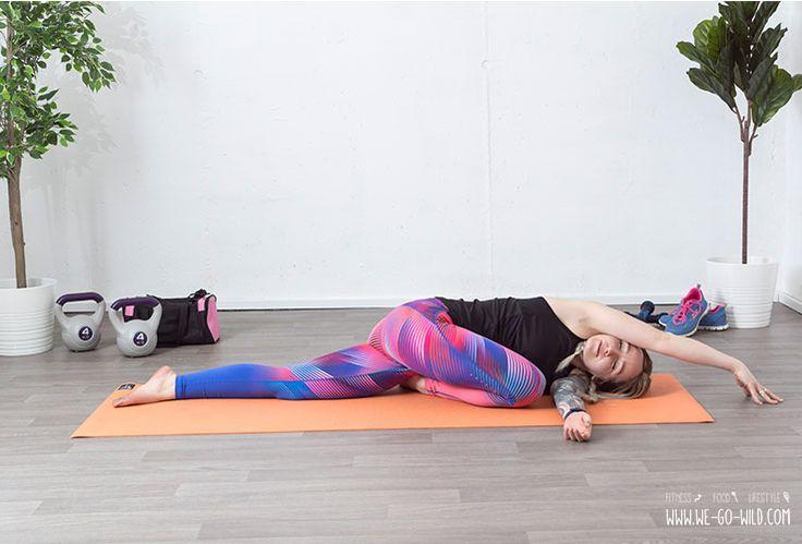 12 effektive Faszien Yoga Übungen, die Verspannungen lösen – Silvana Heinzen