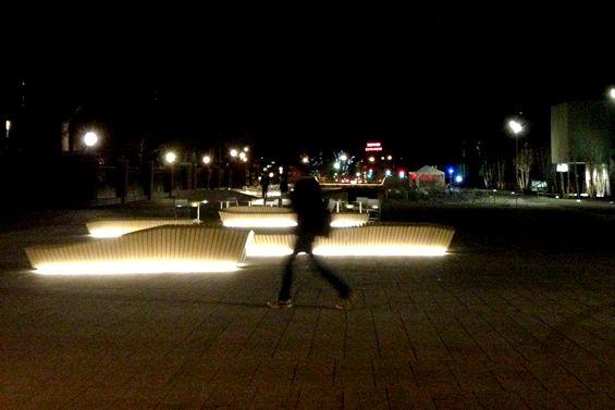 The Plaza at Harvard University / Cambridge USA / Stoss
