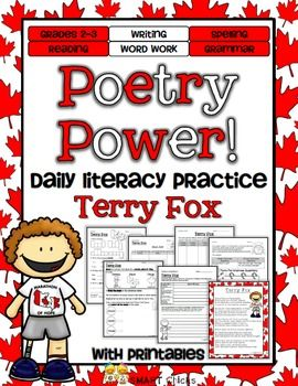 Experience for yourself the power of poetry with our daily literacy practice packages. If you're tired of boring spelling programs that teach new vocabulary in a rote and irrelevant way or if you dislike teaching language concepts in isolation never to revisit them again in the yearthen this resource is for you!