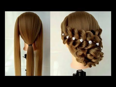 New Amazing Hair Transformations – Beautiful Wedding Hairstyles Compilation 2017…