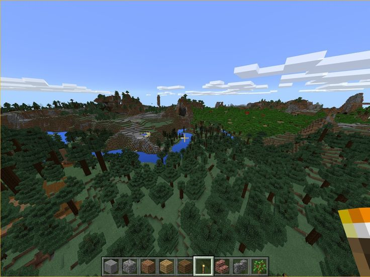 Beginner's guide to biomes in Minecraft: Windows 10 Edition Beta