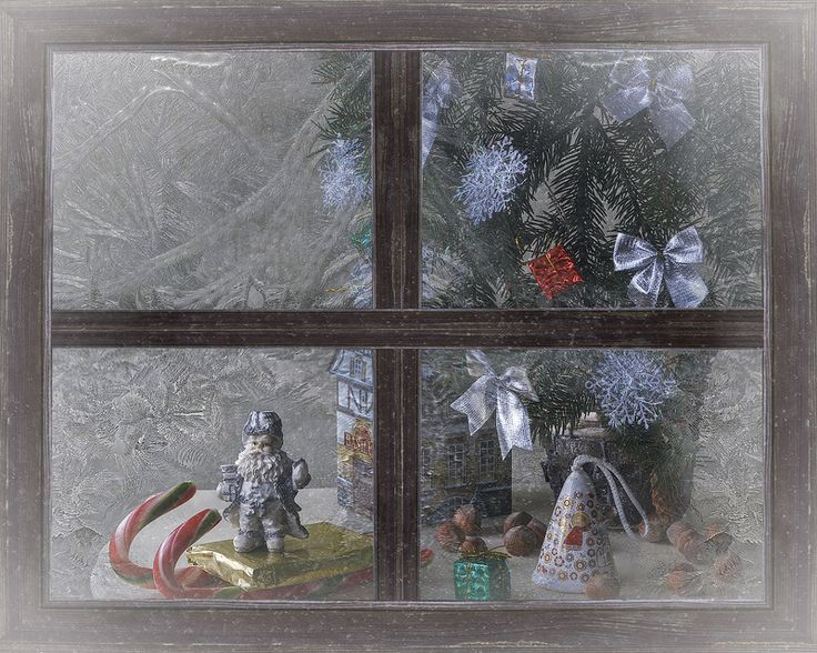 Photographer\s photo Ирина Приходько - Рождественские окна