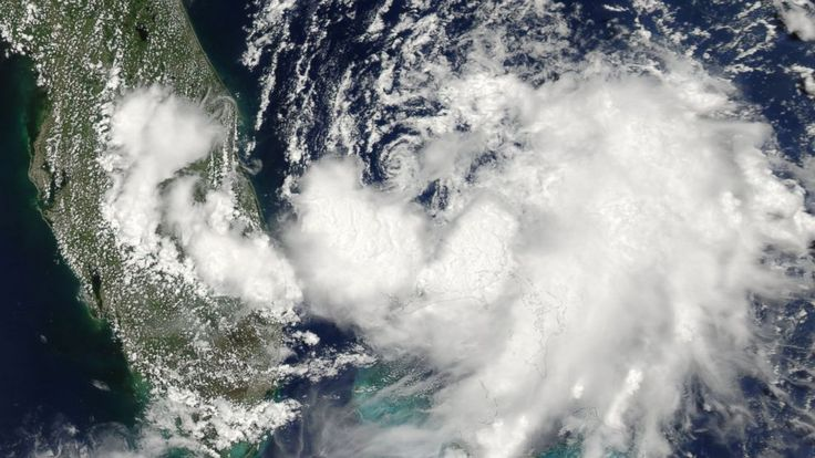 Breathtaking NASA Image of the First Named Atlantic Storm of 2014