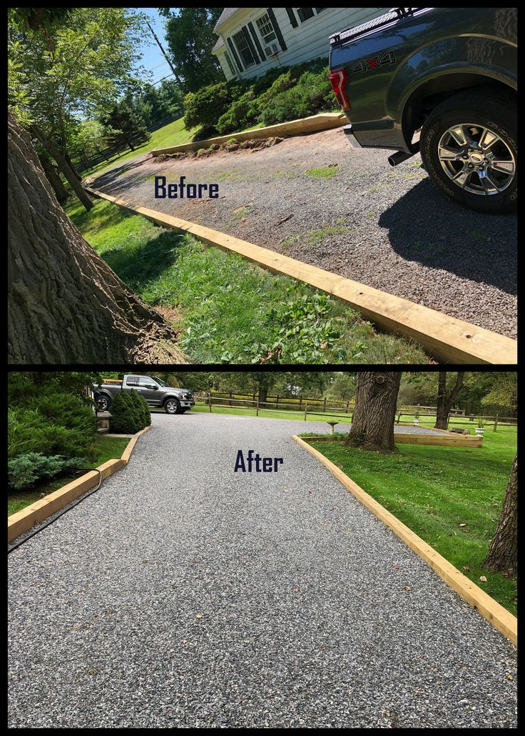 Core Driveway Solutions Gravel Driveway Landscaping