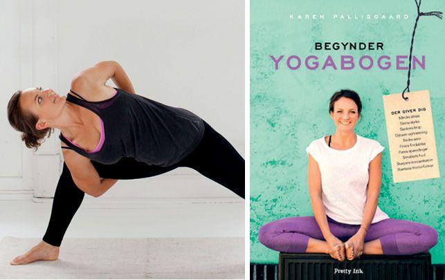 5 yoga-øvelser: Flad mave & stærke arme
