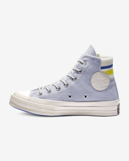e1e18e57da3 Converse Chuck 70 Retro Stripe High Top Unisex Shoe