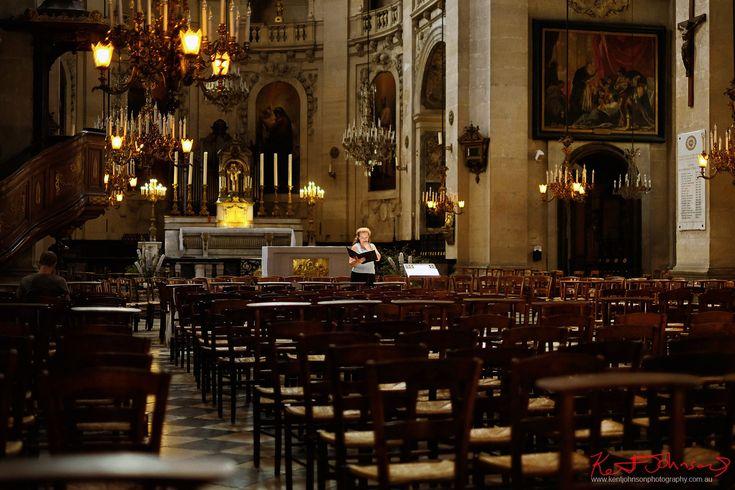 https://flic.kr/p/VqYU2j | An opera rehearsal in the church. | An opera rehearsal in the church; Paroisse Saint-Paul Saint-Louis. A 17th-century Roman Catholic place of worship, built by Jesuits, with an ornate facade. 99 Rue Saint-Antoine, 75004 Paris, France. en.wikipedia.org/wiki/Saint-Paul-Saint-Louis Fujifilm X-T1 XF35mmF1.4 R ƒ/1.4  35.0 mm 1/250  640 www.kentjohnsonphotography.com.au/