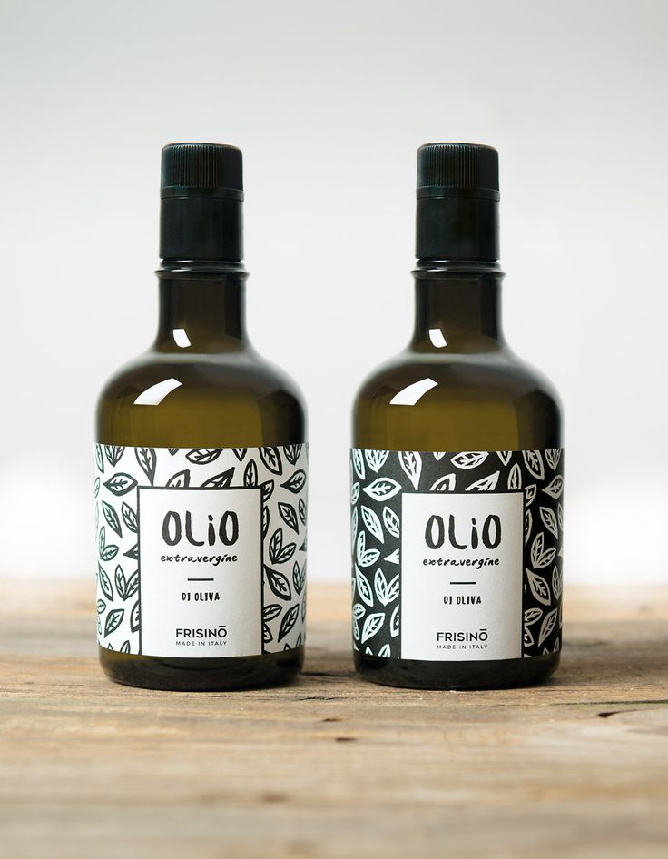 Olio Frisino - Leaves Collection