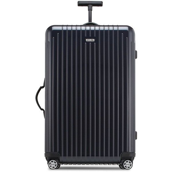 """Rimowa Salsa Air 32"""" Suitcase (32,000 PHP) ❤ liked on Polyvore featuring men's fashion, men's bags, mens bag, mens travel suitcase, mens suitcase and mens travel bag"""