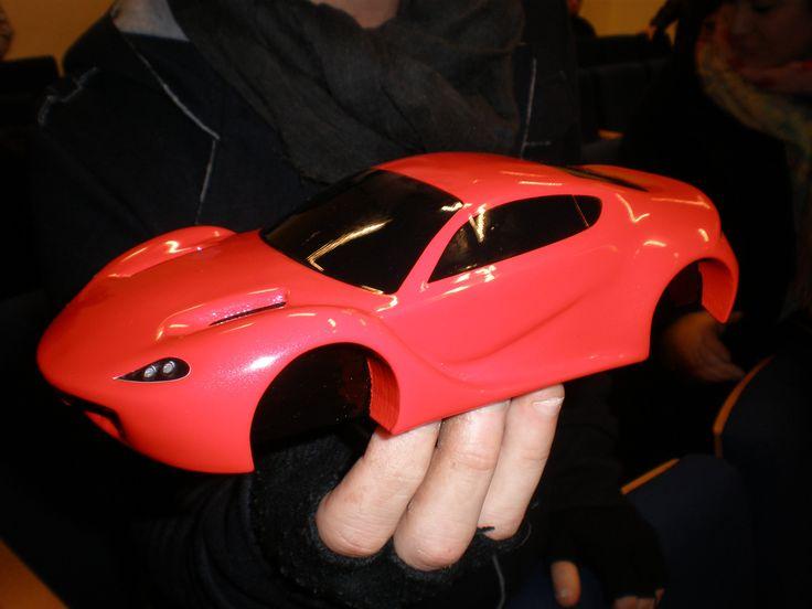 Alfa romeo Concept disegnata da Ulderico Martinelli