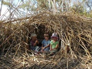All about the Wild Roots forest preschool and kindergarten classrooms.
